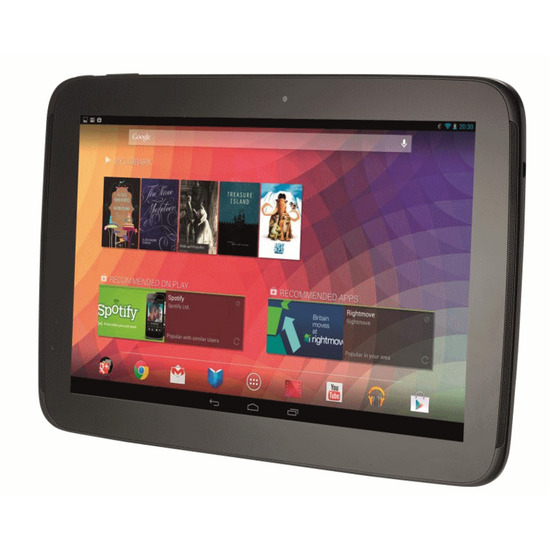 Google Nexus 10 (WiFi, 16GB)