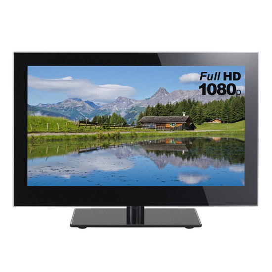 """SANDSTROM S32FED12 32"""" LED TV with built-in DVD player"""