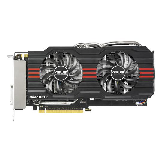 ASUS NVIDIA GeForce GTX 660 PCI-E Graphics Card - 2 GB