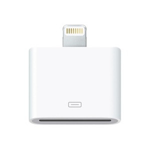 Photo of Apple Lightning To 30-Pin Adapter iPod Accessory