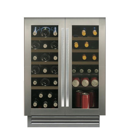 CAPLE Wi6224 Built-in Wine Cooler - Stainless Steel