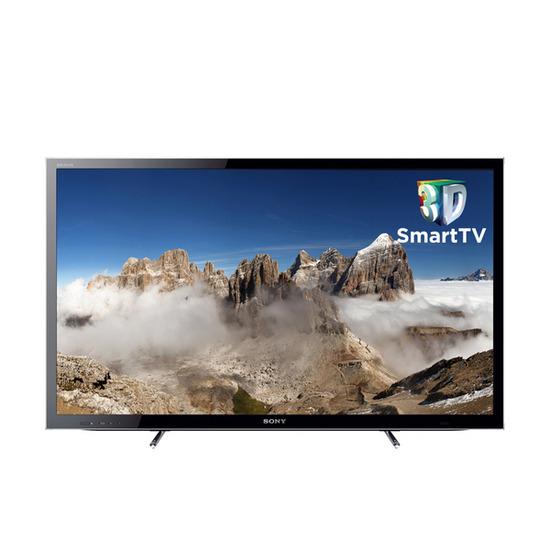 "Sony BRAVIA KDL-46HX753BU Full HD 46"" LED 3D TV with Free BDPS490B.CEK 3D Blu-ray Player"
