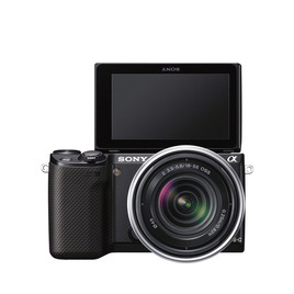 SONY NEX-5RKB Compact System Camera with 18-55 mm Lens - Black Reviews