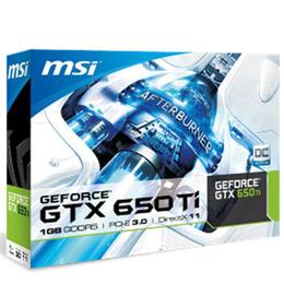 MSI GeForce GTX 650 Ti  Reviews