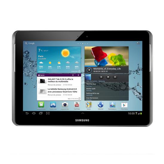 Samsung Galaxy Note 10.1 WiFi 16GB