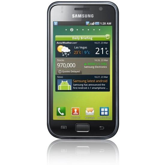 Samsung YP-G70CW Galaxy S