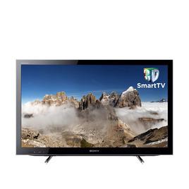 "SONY BRAVIA KDL-40HX753BU Full HD 40"" LED 3D TV with NSZ-GS7B Google TV Box - 8 GB"