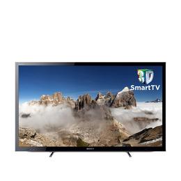 "SONY BRAVIA KDL-46HX753BU Full HD 46"" LED 3D TV with NSZ-GS7B Google TV Box - 8 GB"