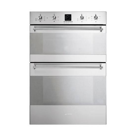 Smeg DOSC36X Classic Electric Double Oven - Stainless Steel - Trade-in offer