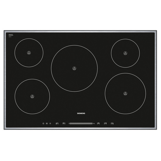 SIEMENS iQ300 EH845MM11E Induction Hob - Black
