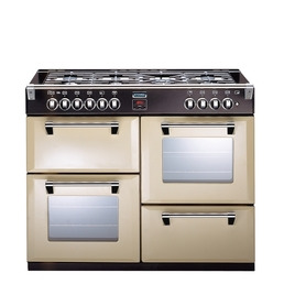 Stoves Richmond 1100DFT Dual Fuel Range Cooker - Champagne - Trade-in offer