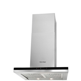 FISHER PAY HC60DCXB1 CANopy Hood - Stainless Steel & Black Glass - Trade-in offer