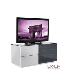 UK-CF High Gloss White TV Cabinet Reviews