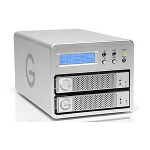 Photo of Hitachi g-Tech g-Safe NAS Network Storage