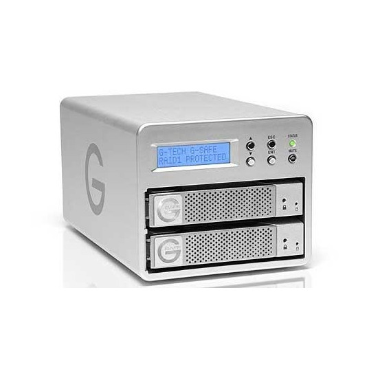 Hitachi G-Tech G-Safe NAS