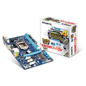 Photo of Gigabyte GA-H61MA-D2V Motherboard