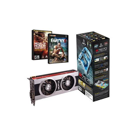 XFX HD 7870 2GB