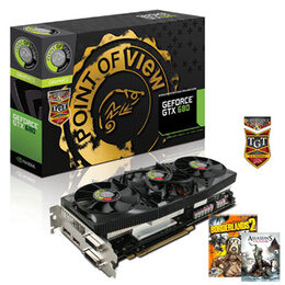 POV/TGT GTX680 Ultra Charged 2GB Reviews
