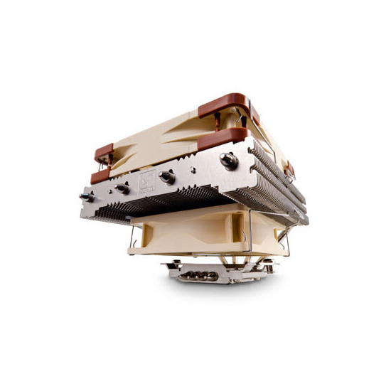 Noctua NH-L12 low-profile cooler for HTPC and small form factor