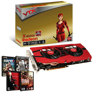 Photo of SCANFX Radeon HD 7970 X-Edition AMD/ATI Graphic Card - 3GB Graphics Card