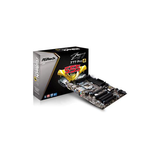 ASRock Z77 Pro 4