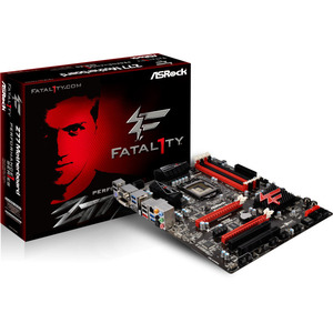 Photo of ASRock FATAL1TY Z77 Performance Motherboard