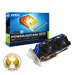Photo of MSI GeForce GTX 670 2GB GDDR5 Graphics Card