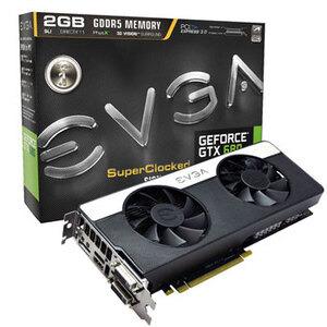 Photo of EVGA  GeForce GTX 680 SC Signature 2  2GB Graphics Card