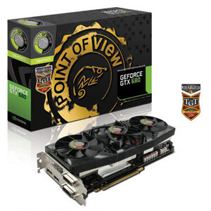 Photo of Point Of View TGT GeForce GTX 680 4GB Graphics Card