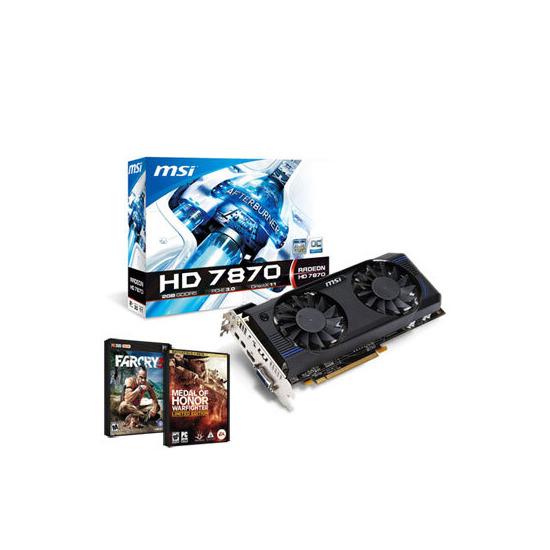 MSI AMD R7870 2GB