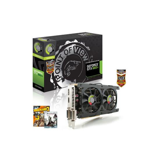 POV/TGT GeForce GTX 660 Ti 2GB