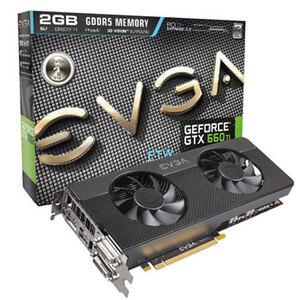 Photo of EVGA GTX 660TI FTW Signature Edition 2GB Graphics Card