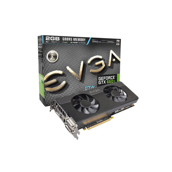 EVGA GTX 660Ti FTW Signature Edition 2GB