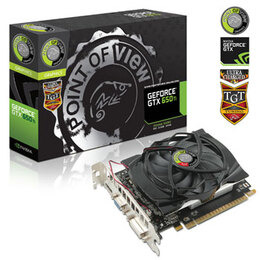 Point of View GeForce GTX 650 Ti 1GB Reviews