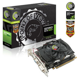 Photo of Point Of View GeForce GTX 650 Ti 1GB Graphics Card