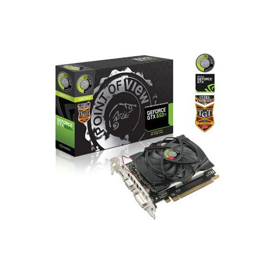 Point of View GeForce GTX 650 Ti 1GB