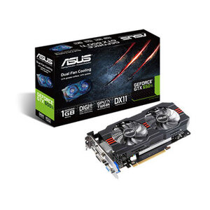 Photo of Asus GeForce GTX 650 Ti  1GB Graphics Card