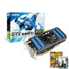 Photo of MSI GeForce GTX 660 Ti 2GB Graphics Card