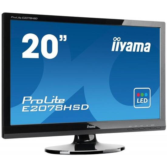 Iiyama E2078HSD