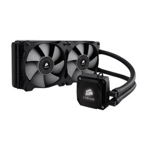 Photo of Corsair H100I Hydro CPU Cooler Computer Component