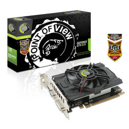 POV/TGT GeForce GTX 650 - 2GB Reviews