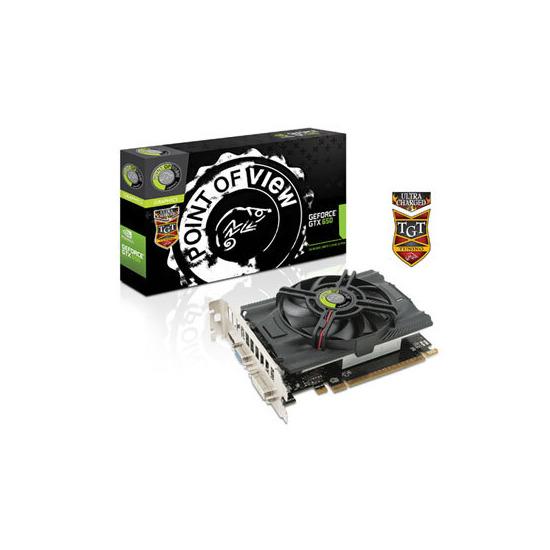 POV/TGT GeForce GTX 650 - 2GB