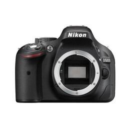 Nikon D5200 SLR Camera Black Body Only 24MP Reviews
