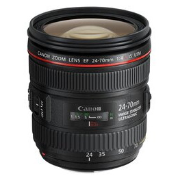 Canon EF 24-70mm f/4L IS USM Reviews