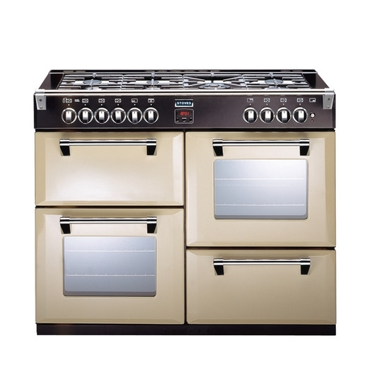 Stoves Richmond 1100GT Gas Range Cooker - Champagne - Trade-in offer