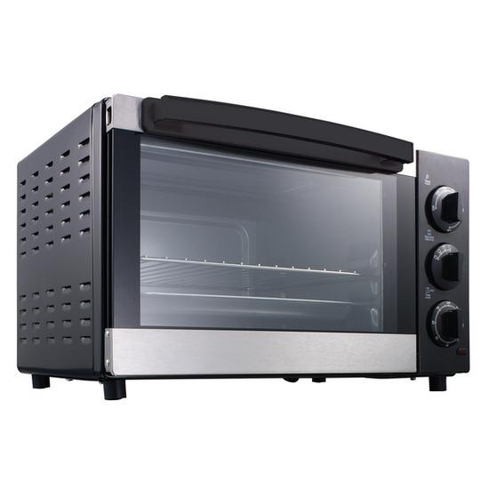 Logik L18MOV12 Mini Oven - Black