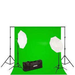 Extra Value Professional Photo Studio Backdrop and Lighting Kit Reviews