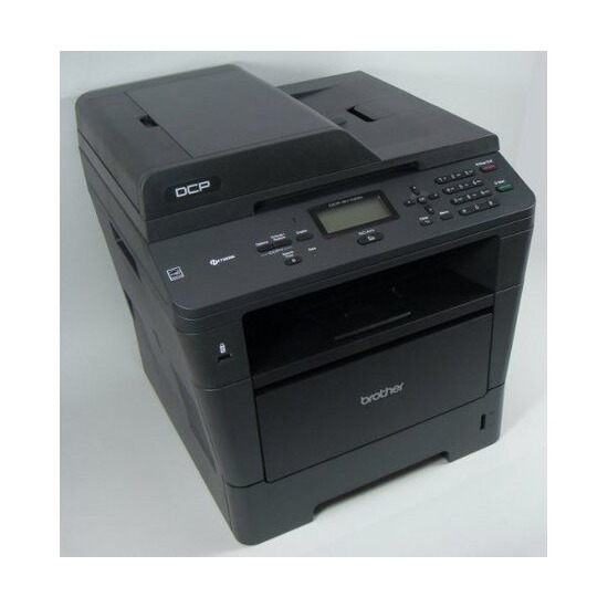 Brother DCP-8110DN mono 3-In-1 laser printer