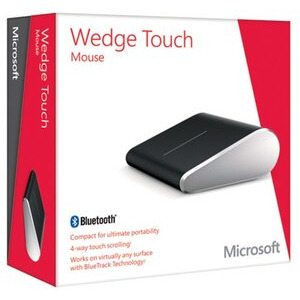 Photo of Microsoft Wedge Touch Mouse 3LR-00001 Computer Mouse