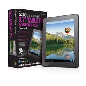 Photo of Storage Options Scroll Extreme 2 Tablet PC